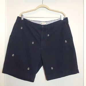 J.Crew Anchor Shorts Size 38